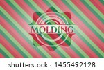 molding christmas colors style... | Shutterstock .eps vector #1455492128