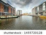 leeds  england   united kingdom ... | Shutterstock . vector #1455720128