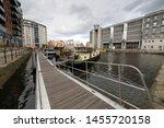 leeds  england   united kingdom ... | Shutterstock . vector #1455720158