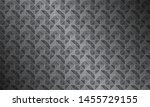 abstract black and grey...   Shutterstock .eps vector #1455729155