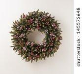 Advent Christmas Wreath For...