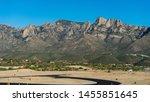 Desert Mountain Landscape In...