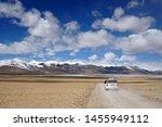 leh ladakh india   5 oct 2018   ... | Shutterstock . vector #1455949112