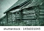 North West Russia Wooden...