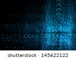 abstract futuristic background | Shutterstock . vector #145622122