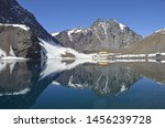 Hotel Portillo Seen From The...