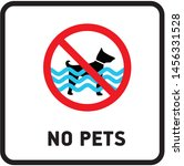 No Pets For Swimming Pool