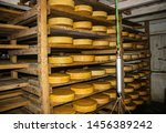 Cheese Factory In Kyanjin...