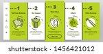 hygiene  cleaning onboarding... | Shutterstock . vector #1456421012