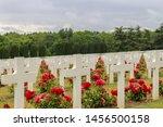 Ww1 Cemetery Ossuaire Douaumon...