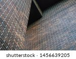 A Red Brown Brick Wall And...