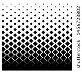 abstract geometric black and...   Shutterstock .eps vector #1456723802