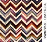 patchwork pattern based on... | Shutterstock .eps vector #1456743818