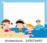 summer | Shutterstock .eps vector #145676645
