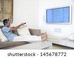 full length of middle aged man... | Shutterstock . vector #145678772