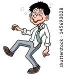 vector illustration of man... | Shutterstock .eps vector #145693028