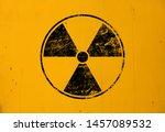 Black Radioactive Hazard...