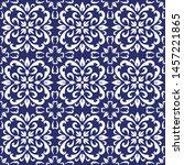 ceramic tile  portuguese tiles...   Shutterstock .eps vector #1457221865