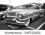 berlin   may 11  car cadillac... | Shutterstock . vector #145722632