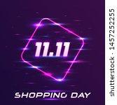 global shopping festival... | Shutterstock .eps vector #1457252255