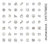 file storage icon set....