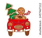 Gingerbread Man Driver  ...