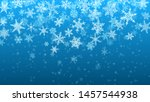 christmas background of complex ... | Shutterstock .eps vector #1457544938