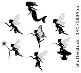 fairy silhouette collections in ...