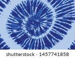 blue color tie dye background | Shutterstock .eps vector #1457741858