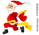 santa claus | Shutterstock . vector #145780838