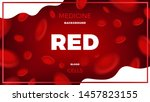 medical abstract background... | Shutterstock .eps vector #1457823155