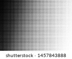 dots background. halftone... | Shutterstock .eps vector #1457843888