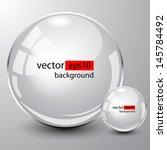 background design  3d white... | Shutterstock .eps vector #145784492