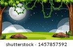 natural environment scenes... | Shutterstock .eps vector #1457857592
