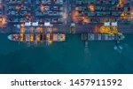 Container Ship Carrying...
