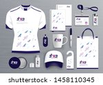 gift items business corporate...   Shutterstock .eps vector #1458110345
