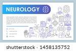neurology web banner  business...