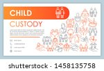 child custody web banner ...