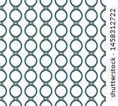 geometric ornamental vector... | Shutterstock .eps vector #1458312722