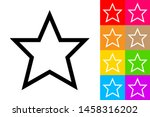star icon with different color...