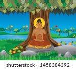 Meditation Of Prince Siddhartha ...