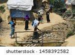 cox s bazar bangladesh   june... | Shutterstock . vector #1458392582