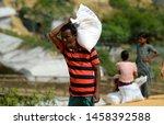 cox s bazar bangladesh   june... | Shutterstock . vector #1458392588