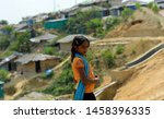 cox s bazar  bangladesh   june... | Shutterstock . vector #1458396335