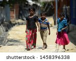 cox s bazar  bangladesh   june... | Shutterstock . vector #1458396338