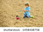 earth day. eco life. summer... | Shutterstock . vector #1458438758