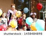ivanovo  russia   september... | Shutterstock . vector #1458484898
