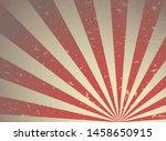 sunlight retro faded grunge... | Shutterstock .eps vector #1458650915