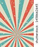 sunlight retro vertical grunge... | Shutterstock .eps vector #1458662645