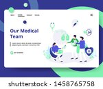 landing page our medical team ...